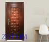 Z0YIMA/ G & K Great Door-Security Steel Door FD-E102 Wood Color Transprint