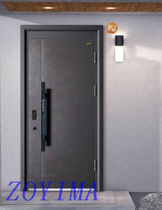 Z0YIMA/ G & K Great Door-Security Steel Front Safety Doors GT09