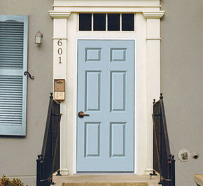 How thick is the steel door and its advantages and disadvantages
