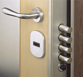 What is the difference between a security door and a security door