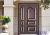 Z0YIMA/ G & K Great Door - Metal Entrance Entry Door ZYM-2076