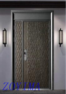 Z0YIMA/ G & K Great Door -Lxury Cast Aluminum Bullet-proof Security Door ZYM-Z9801