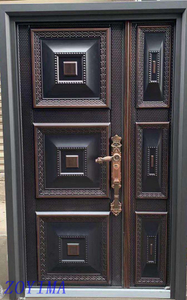 Z0YIMA/ G & K Great Door - Cast Imitation Copper Security Bedroom Door ZYM-K126